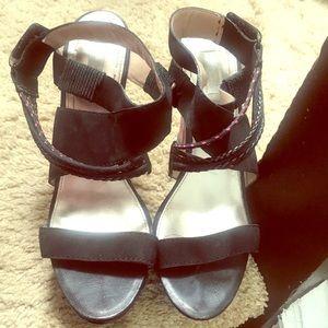 Rachel Roy Wedge Sandals